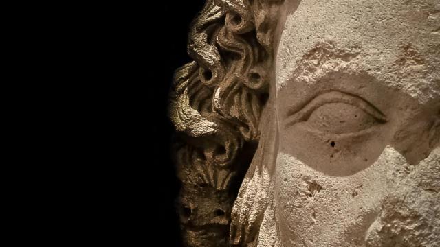 Clotaire, fils de Clovis < Musée Saint-Léger < Soissons