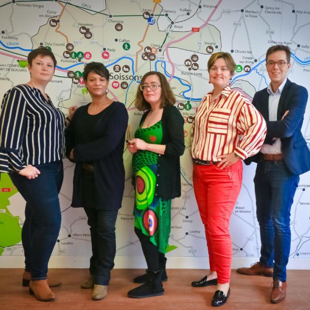 Portrait équipe < Office de Tourisme