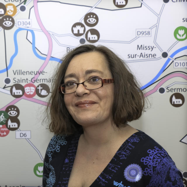 Marjorie Modde < Portrait équipe < Office de Tourisme