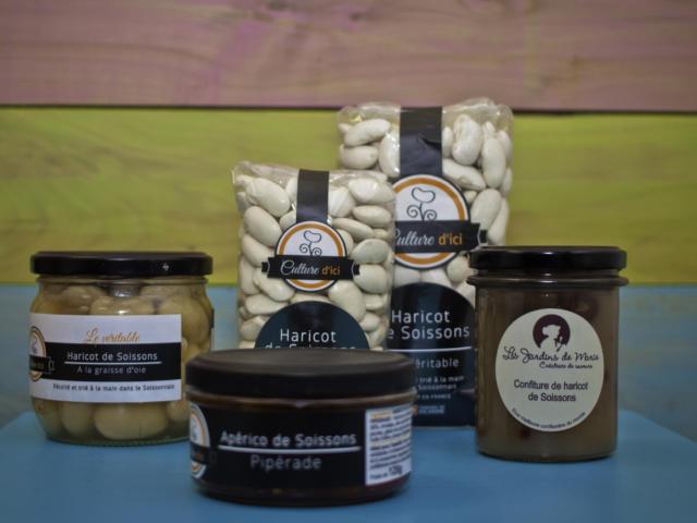 Le haricot de Soissons < Boutique < Office de Tourisme