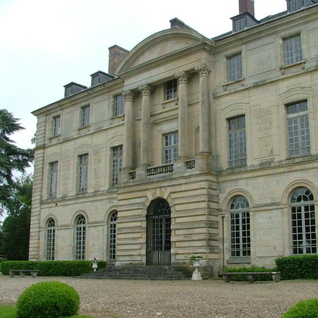 Château de Montgobert < Montgobert