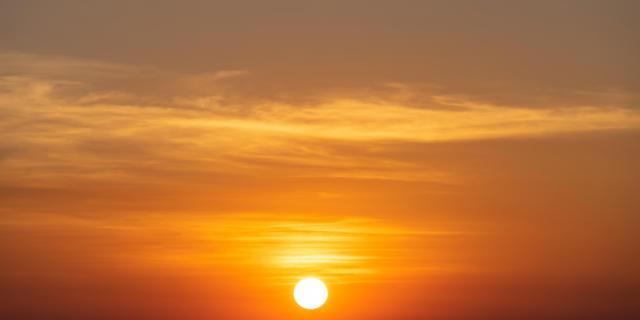 Coucher de soleil < Ailes soissonnaises < Courmelles