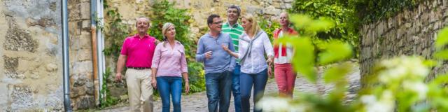 Promenade entre amis < La Ferté-Milon
