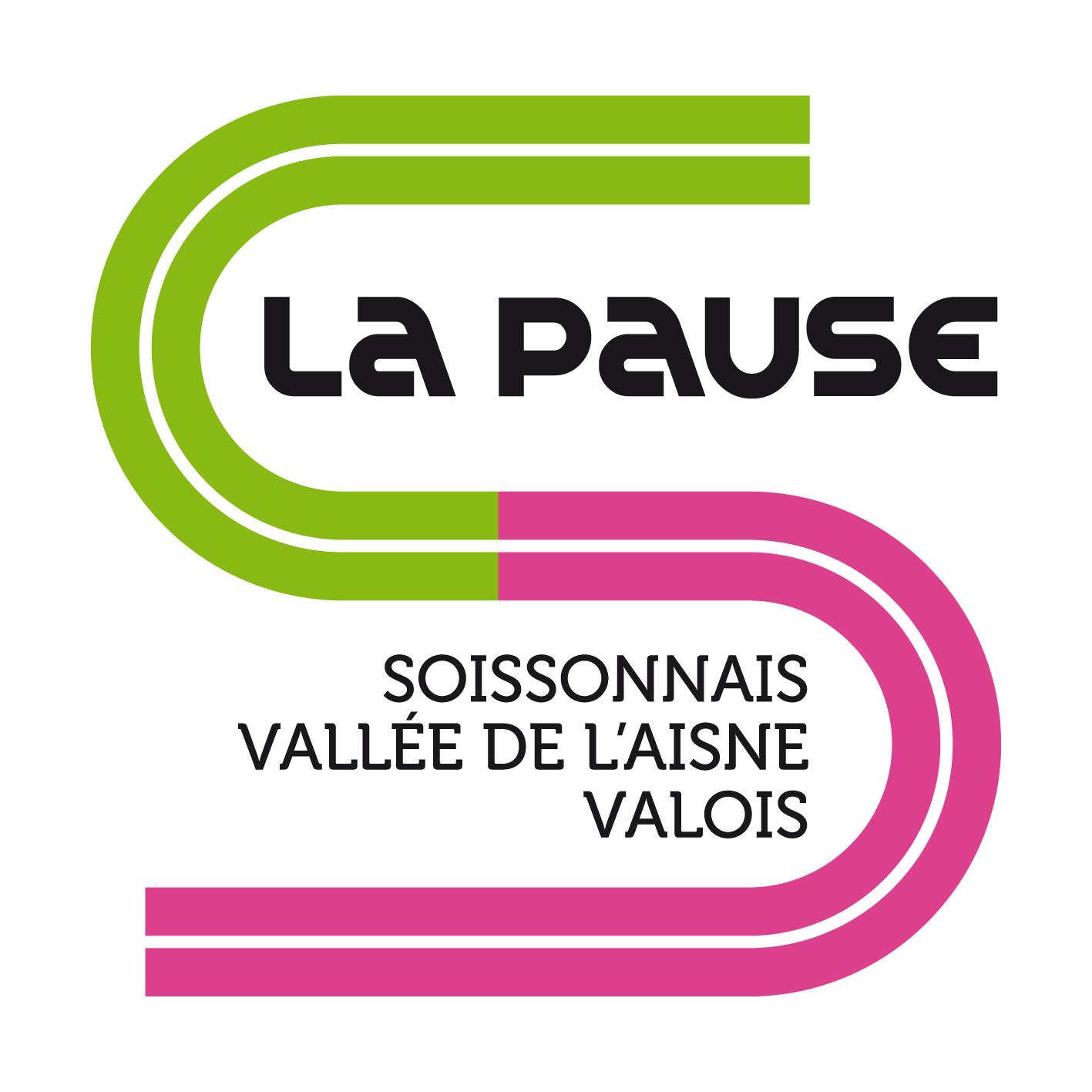 Logo < La pause