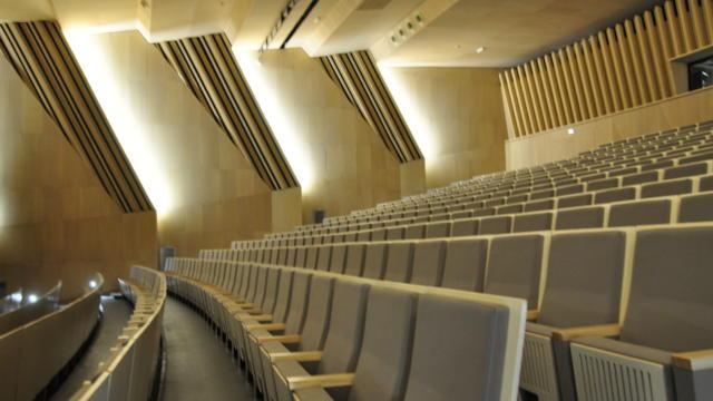 Auditorium < Cité de la Musique et de la Danse < Soissons