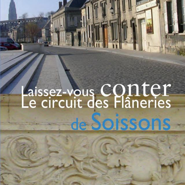 Les flâneries < Soissons